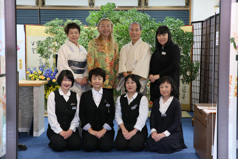★假屋崎先生のブログで紹介して頂きました