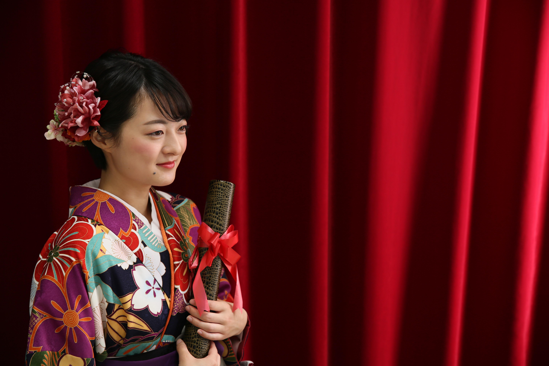 卒業袴写真キャンペーン