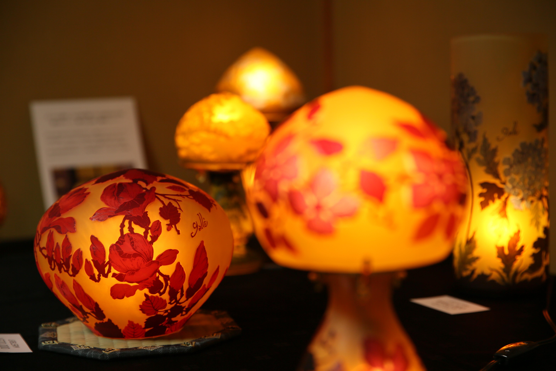 日本・ルーマニア国交100周年記念 現代ガレ展