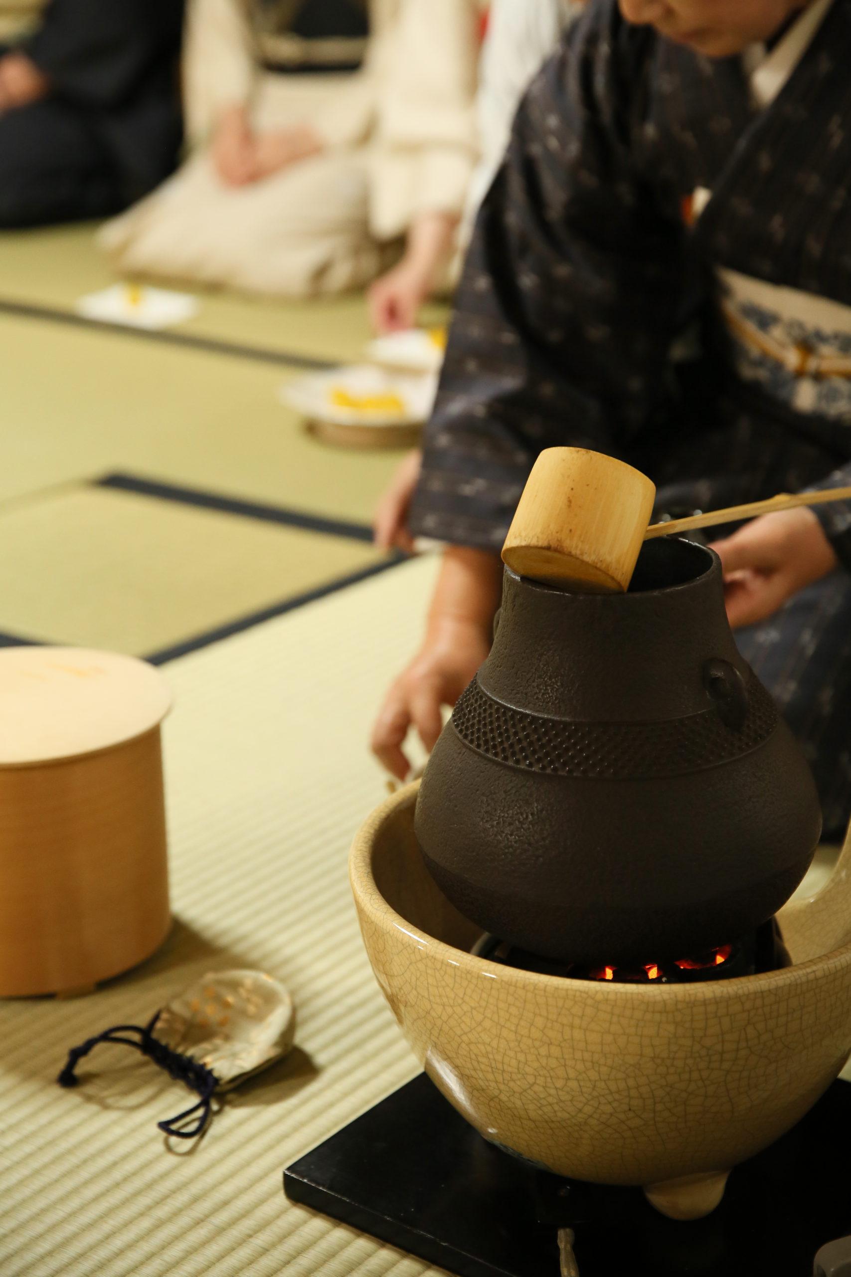華道 茶道 そして、きもの。