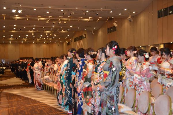 滋賀県の2021年/令和3年の成人式日程・時間と会場情報